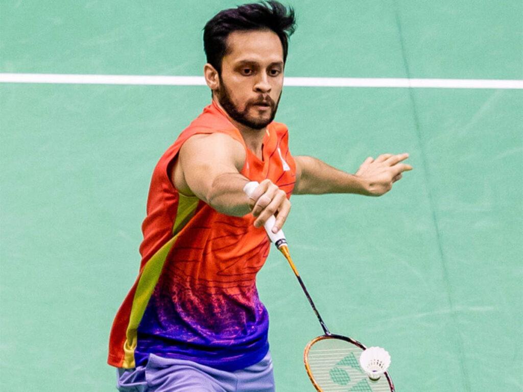 Parupalli Kashyap badminton